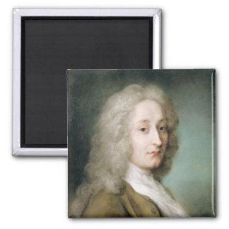 Portrait of Antoine Watteau Magnet