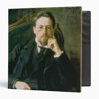 Portrait of Anton Pavlovich Chekhov, 1898 Binder