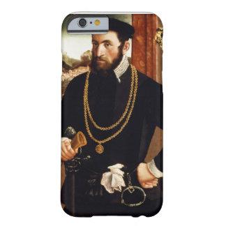 Portrait of Anton Rummel von Liechtenan Barely There iPhone 6 Case