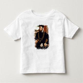 Portrait of Anton Rummel von Liechtenan Toddler T-shirt