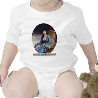 Portrait Of Antonietta Negroni Prati Morosini Oval T-shirts