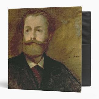 Portrait of Antonin Proust  c.1877-80 Vinyl Binders