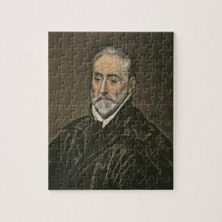 Portrait of Antonio de Covarrubias y Leiva (1514-1 Jigsaw Puzzle