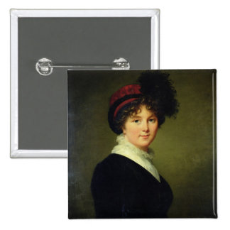 Portrait of Arabella Cope, Duchess of Dorset Buttons