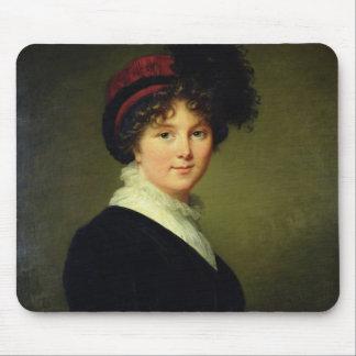 Portrait of Arabella Cope, Duchess of Dorset Mouse Pads