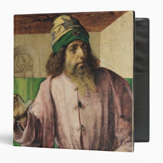 Portrait of Aristotle , c.1475 3 Ring Binder