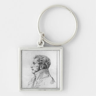 Portrait of Armand Augustin Louis Keychain
