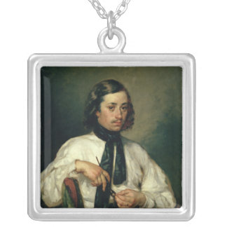 Portrait of Armand Ono, known as The Man with Silver Plated Necklace