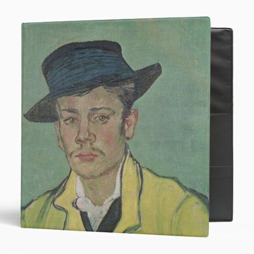 Portrait of Armand Roulin, 1888 Binders
