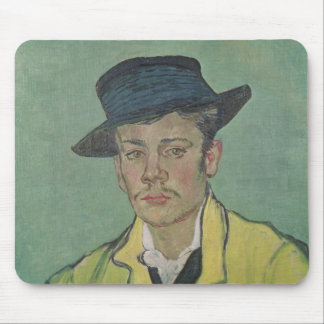 Portrait of Armand Roulin, 1888 Mouse Pad