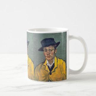 Portrait of Armand Roulin by Vincent Van Gogh Mug