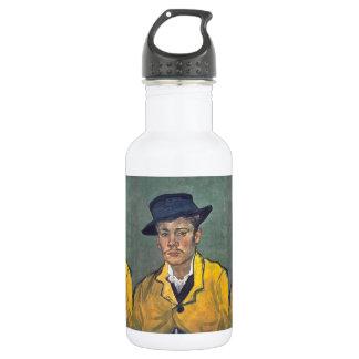 Portrait of Armand Roulin by Vincent Van Gogh 18oz Water Bottle