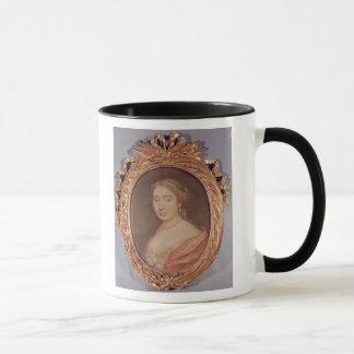 Portrait of Armande Bejart Mug