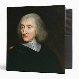 Portrait of Arnauld d'Andilly Binder