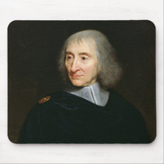 Portrait of Arnauld d'Andilly Mousepad