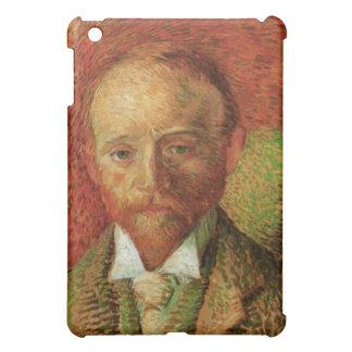 Portrait of Art Dealer Alexander Reid by van Gogh iPad Mini Cases