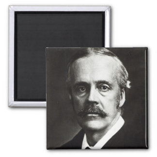 Portrait of Arthur James Balfour Magnet