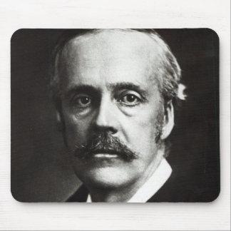 Portrait of Arthur James Balfour Mouse Pad