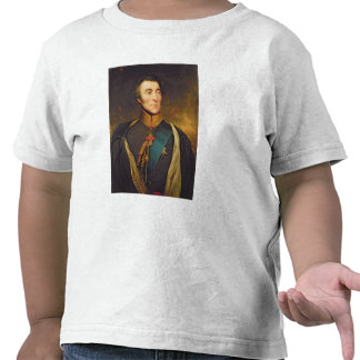 Portrait of Arthur Wellesley Tshirts