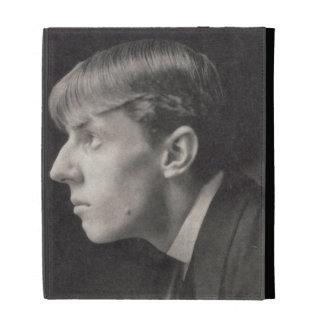 Portrait of Aubrey Beardsley (1872-98) by Frederic iPad Folio Covers