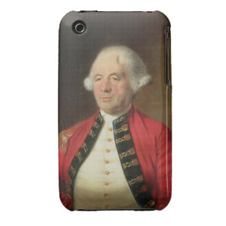 Portrait of Augustin Prevost (1723-86) in Uniform iPhone 3 Cover