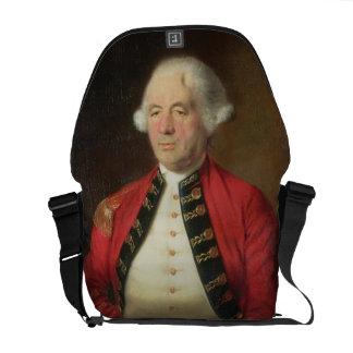 Portrait of Augustin Prevost (1723-86) in Uniform Courier Bag
