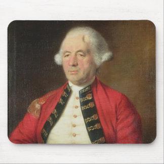 Portrait of Augustin Prevost (1723-86) in Uniform Mouse Pad
