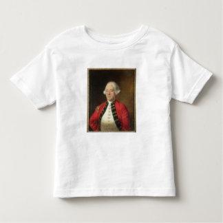 Portrait of Augustin Prevost (1723-86) in Uniform T-shirt