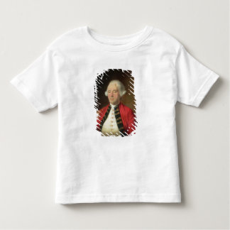 Portrait of Augustin Prevost (1723-86) in Uniform Toddler T-shirt