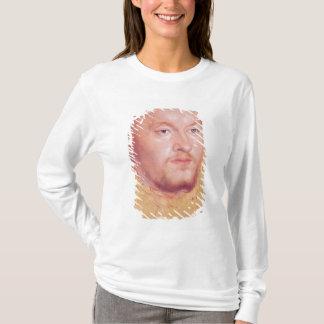 Portrait of Augustus I  Elector of Saxony T-Shirt