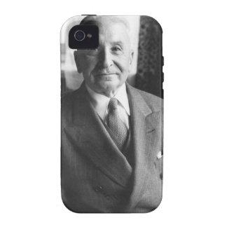 Portrait of Austrian Economist Ludwig Von Mises iPhone 4/4S Cover