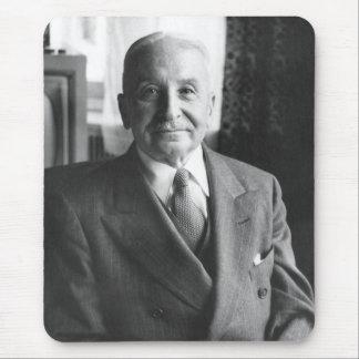 Portrait of Austrian Economist Ludwig Von Mises Mouse Pad