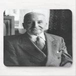 Portrait of Austrian Economist Ludwig Von Mises Mousepad