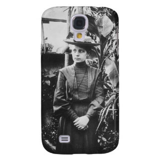 Portrait of Austrian physicist Lise Meitner Galaxy S4 Case
