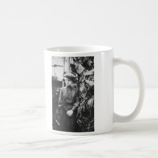 Portrait of Austrian physicist Lise Meitner Classic White Coffee Mug