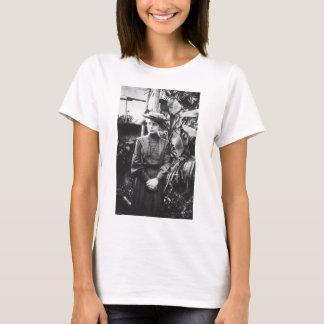 Portrait of Austrian physicist Lise Meitner T-Shirt