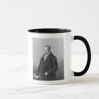 Portrait of Baron Alexander von Humboldt Mug