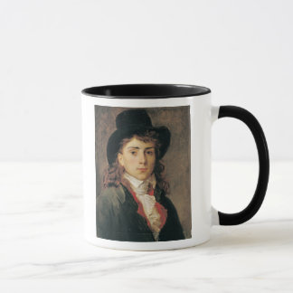 Portrait of Baron Antoine Jean Gros  Aged 20 Mug