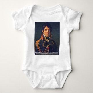 Portrait Of Baron Dominique Jean Larrey T Shirts
