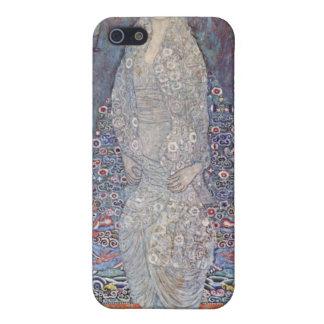 Portrait of Baroness Elisabeth Bachofen by Klimt iPhone 5/5S Case