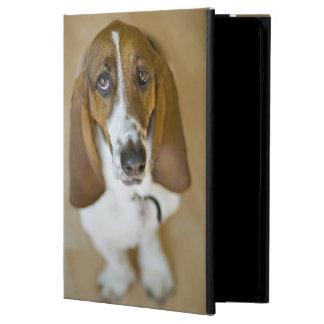 Portrait of Bassett, Washington Cover For iPad Air