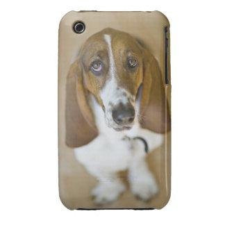 Portrait of Bassett, Washington iPhone 3 Case