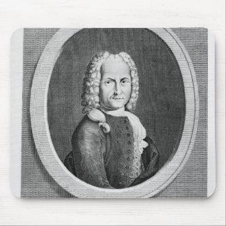 Portrait of Benedetto Marcello Mouse Pad