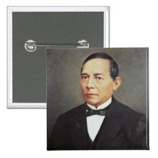 Portrait of Benito Juarez 1948 Pins