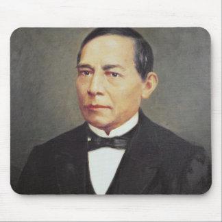 Portrait of Benito Juarez , 1948 Mouse Pad