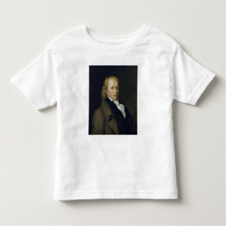 Portrait of Benjamin Constant de Rebecque Toddler T-shirt