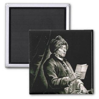 Portrait of Benjamin Franklin, 1777 Fridge Magnet