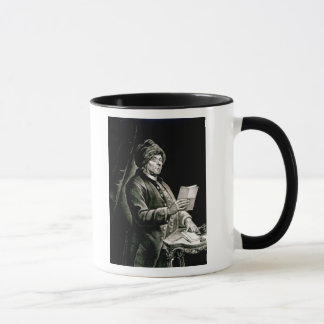 Portrait of Benjamin Franklin, 1777 Mug