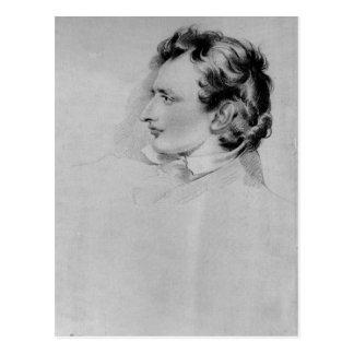 Portrait of Benjamin Robert Haydon Postcard