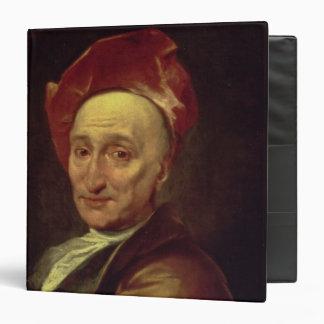 Portrait of Bernard Le Bovier Binder